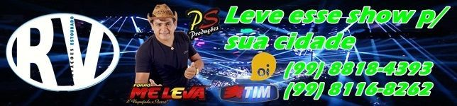 Paulinho Silva e Forro Me Leva