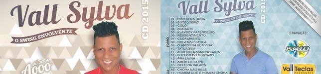 VALL SYLVA - CD 2015