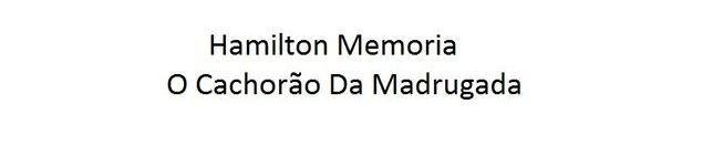 Hamilton Memoria