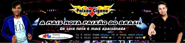 BANDA PAIXÃO CIGANA OFICIAL