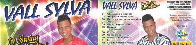 VALL SYLVA - NOVO-CD PROMOCIONAL
