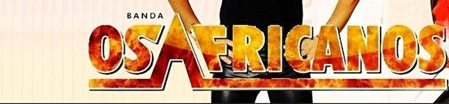 OS AFRICANOS CD VERÃO 2014