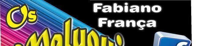 2- Fabiano França Maluquinhos Por Jesus Forró gospel oficial