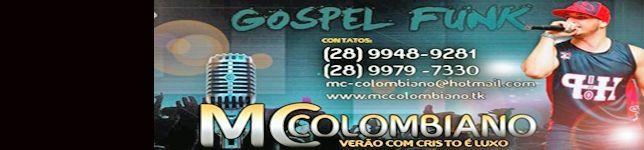 Mc Colombiano Gospel Funk