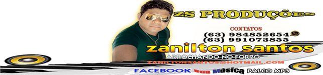 Zanilton Santos-o fera do arrocha