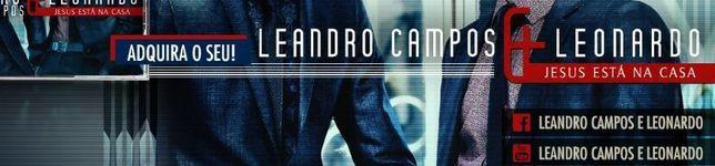 Leandro Campos e Leonardo