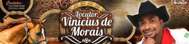 LOCUTOR VINICIUS DE MORAIS