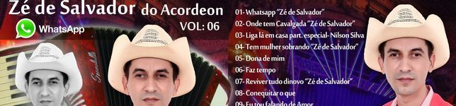 ZÉ DE SALVADOR DO ACORDEON