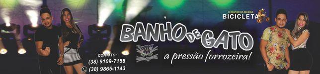 FORRÓ BANHO DE GATO