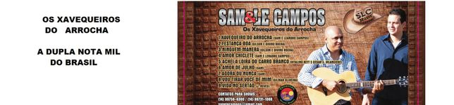 SAM & LE CAMPOS