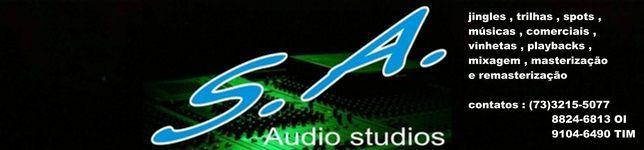 S.A. Audio studios