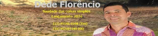 Dedé Florêncio Forró Pé de Serra