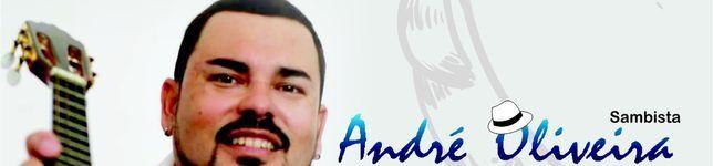 Sambista André Olveira