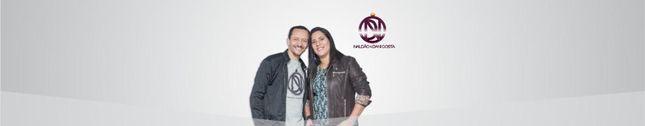 Naldão e Dani Costa