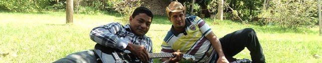 Emersom e Miguel