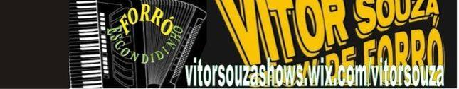 VITOR SOUZA show de forró