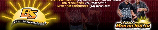 Banda Brilho Solar - CD 2018