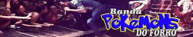 Pokemons do forró 2014