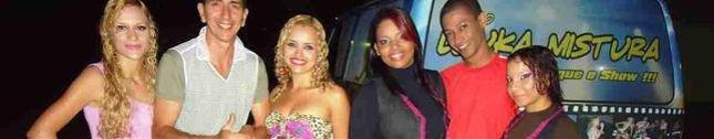 Grupo Louka  Mistura - A pegada que é Show !!!