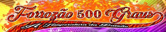 Forrozão 500 Graus