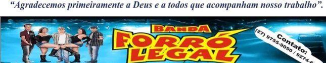 BANDA FORRO LEGAL