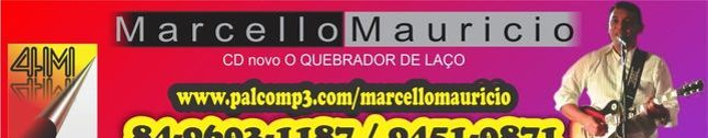 Marcello Mauricio 100% louvor