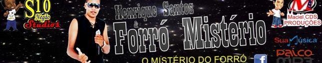 Henrique Santos e Forró Mistério