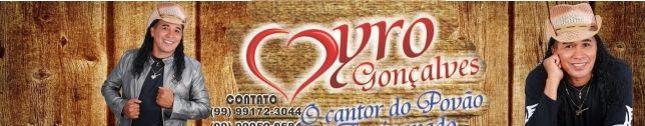 Cantor Myro Gonçalves