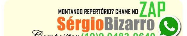 Sérgio Bizarro Composições Inéditas