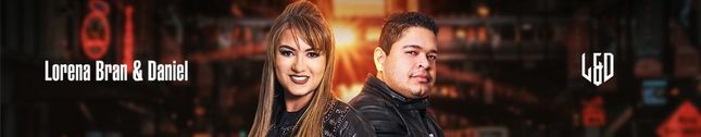 Lorena Bran e Daniel