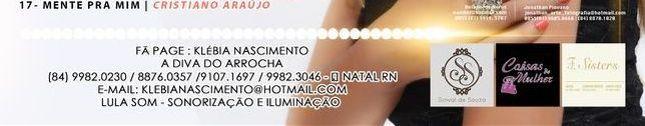 Klébia Nascimento (Cantora)