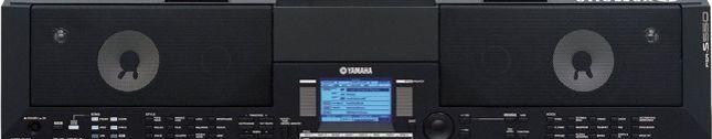 playback no psr-s 550 b