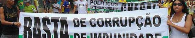 TODOS CONTRA O GOVERNO
