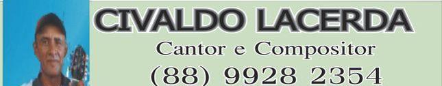 CIVALDO LACERDA - Brega e Forro Rom