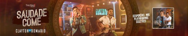 Clayton e Romário