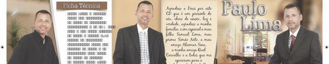 Cantor Paulo Lima