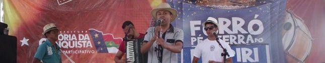 Rubens da Bahia em Rítmo de SãoJoão