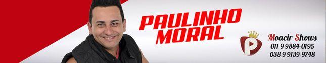 PAULINHO MORAL CD AO VIVO
