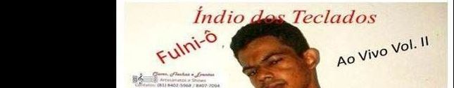 Índio dos teclados