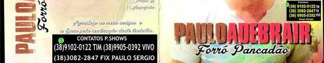 Paulo Adebrair Forro Pancadao