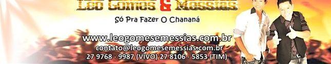 Leo Gomes e Messias