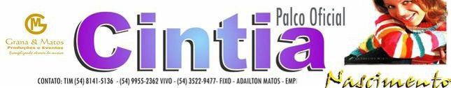Cintia Nascimento (54) 8141-5136