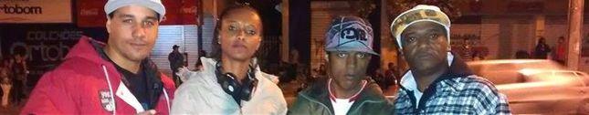 Grupo De Rap Sinal Da Cruz