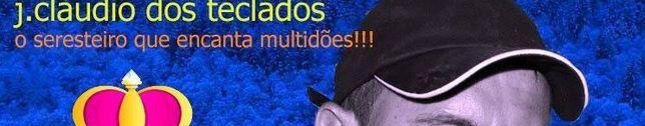 J.CLAUDIO DOS TECLADOS