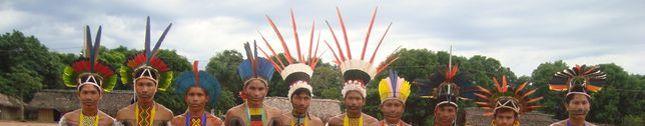 Garotos Apyãwa - Tapirapé