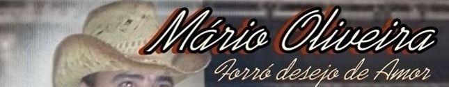 Mario Oliveira e banda forró desejo de de amor