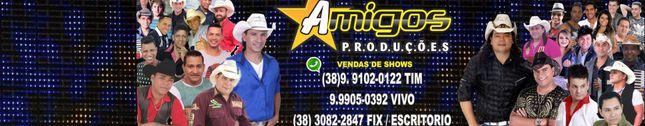 Amigos Produções shows Forro
