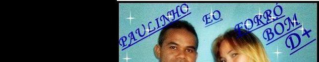 Paulinho e Forró Bom De Mais