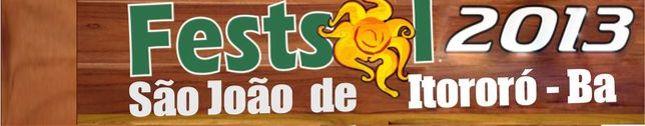 Festsol de Itororó 2013
