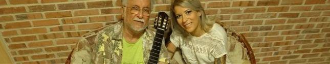 Roberto Menescal e Andrea Amorim